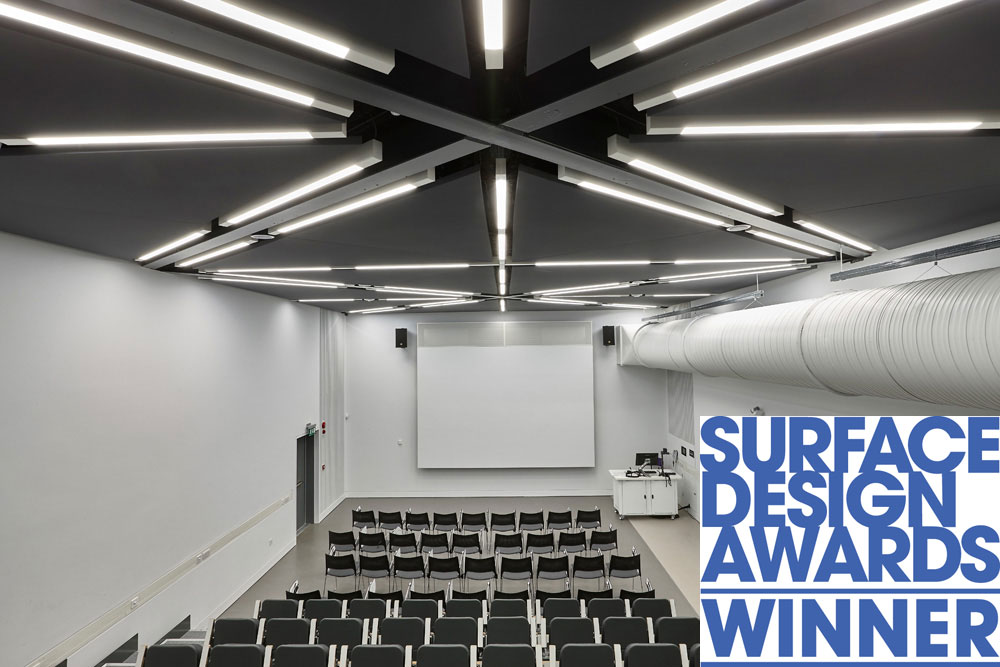 Surface Design Awards Winner